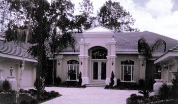 Florida Mediterranean House Plan 63132 Elevation