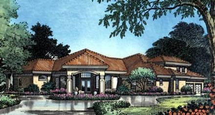 House Plan 63133