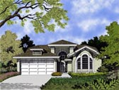 House Plan 63178