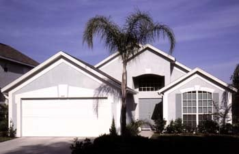 Contemporary Florida Mediterranean House Plan 63194 Elevation