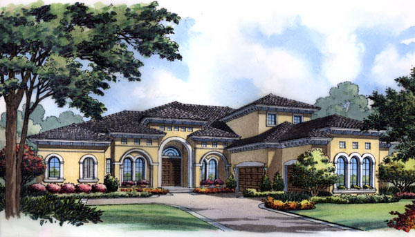 House Plan 63228