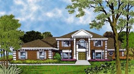 House Plan 63348