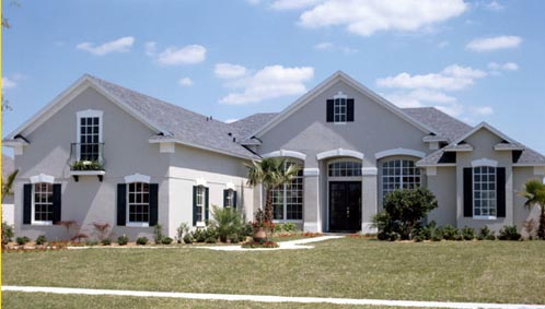 Contemporary, Florida, Mediterranean, One-Story House Plan 63369 with 4 Beds, 4 Baths, 3 Car Garage Picture 5