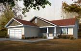 House Plan 63513