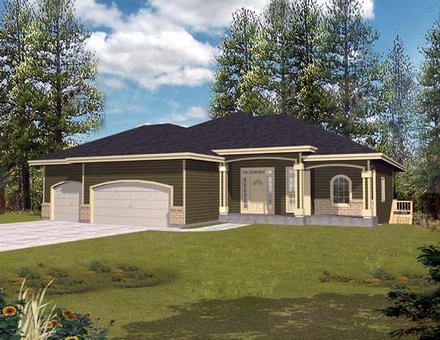 House Plan 63514