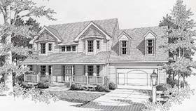 House Plan 63517