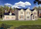 Plan Number 63549 - 3015 Square Feet