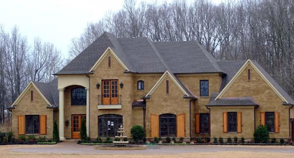 House Plan 63707