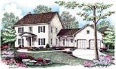 Plan Number 64400 - 2474 Square Feet