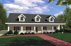 House Plan 64503