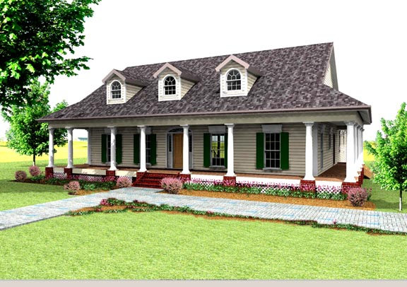 Home ideas old southern house plans for Classic southern house plans