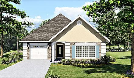 House Plan 64553