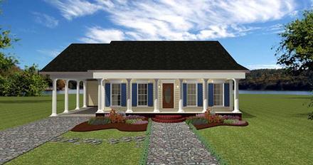 House Plan 64557