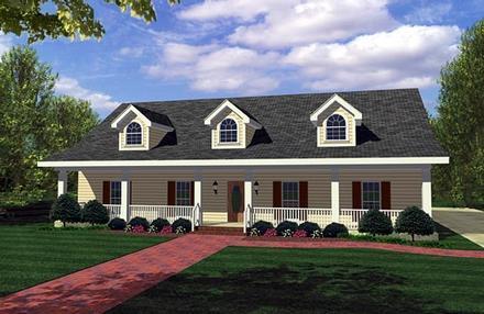 House Plan 64560