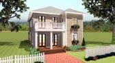 House Plan 64580