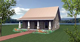 House Plan 64586