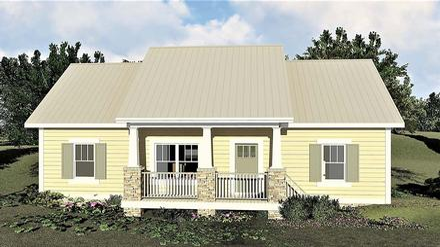 House Plan 64595