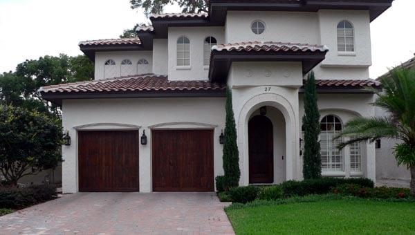 Florida Mediterranean House Plan 64623 Elevation