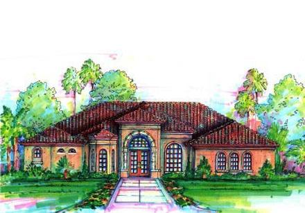House Plan 64628