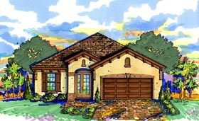 House Plan 64638