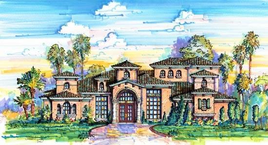 House Plan 64663