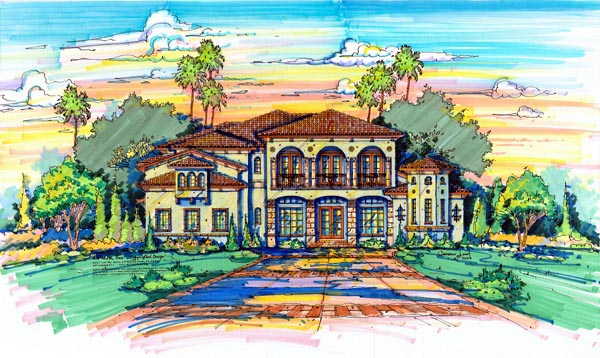 House Plan 64719