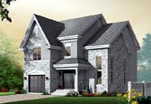 Plan Number 64803 - 1767 Square Feet