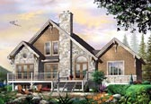 House Plan 64810