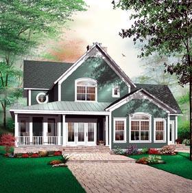House Plan 64812