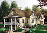 House Plan 64815