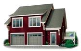 Garage Plan 64817