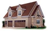 Garage Plan 64819