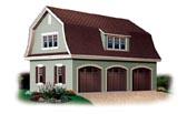 Garage Plan 64821