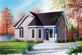 House Plan 64822