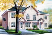 Multi-Family Plan 64825