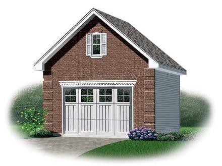 Garage Plan 64829