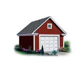 Garage Plan 64832