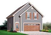 Garage Plan 64840
