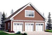 Garage Plan 64843
