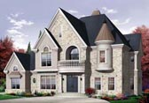 House Plan 64847