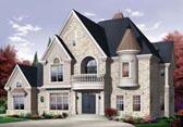 Plan Number 64847 - 3690 Square Feet