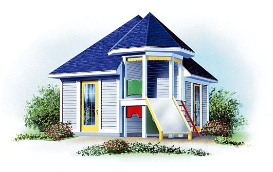 plans to build playhouse plans with garage pdf plans