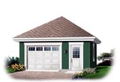 Garage Plan 64872