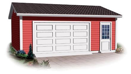 Garage Plan 64877