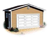 Garage Plan 64879