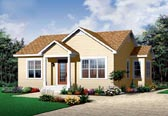 House Plan 64886