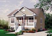 House Plan 64887