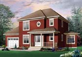 Plan Number 64900 - 1662 Square Feet