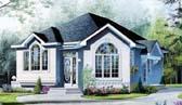 House Plan 64919