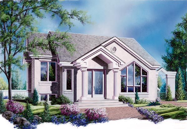 House Plan 64920 at FamilyHomePlanscom